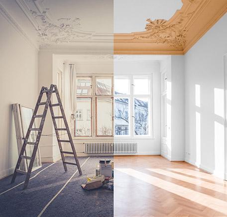 Entreprise rénovation  Évreux